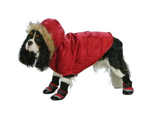 Everest Snow Parka - XS Red