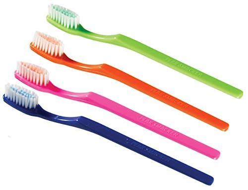 Mintburst Prepasted Individually Wrapped Toothbrush (Box Of 144 Toothbrushes)