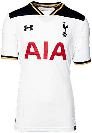 Unsigned Tottenham Hotspur 2016 17 Home Shirt Autograph Jersey Autographed Soccer Jerseys At Amazon S Sports Collectibles Store