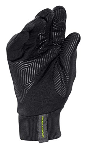Under Armour Men's Core ColdGear Infrared Gloves, Black /Black, Medium from Under Armour