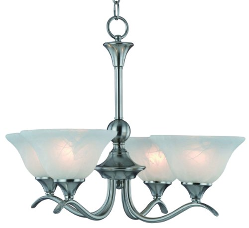 Hardware House H10 4029 Chandelier Nickel