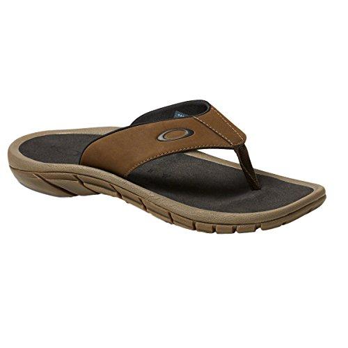 Oakley Mens Super Coil Sandal 2.0 , Canteen, - Ten Oakley