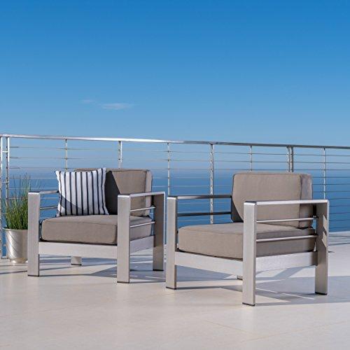 Flash Furniture Roxbury Queen Size Tufted Upholstered Platform Bed in Black Fabric, SL-BK5-Q-BK-GG