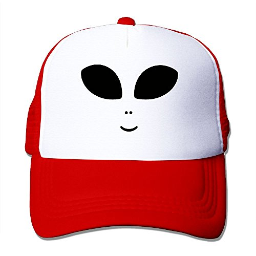 LLiYing-D Halloween Costume Cute Alien Adult Climbing Mash Cap -