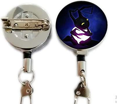 Details about  /kingdom hearts LANYARD ID Badge Holder