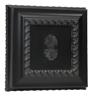 Designer Series Door Chime in Matte Black