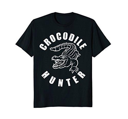 (Crocodile Hunter Shirt Reptile Huntsman)