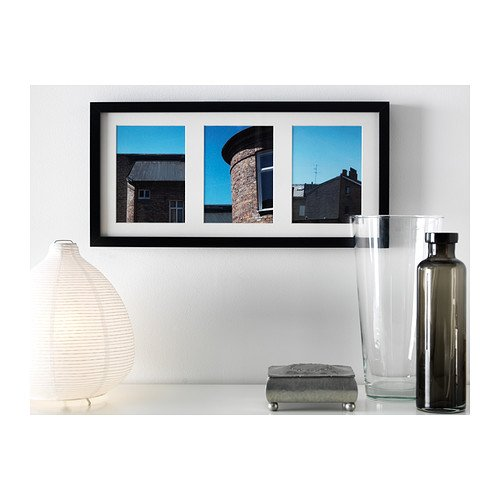 Ikea Ribba Frame, Black - Buy Online in Oman    Kitchen Products in