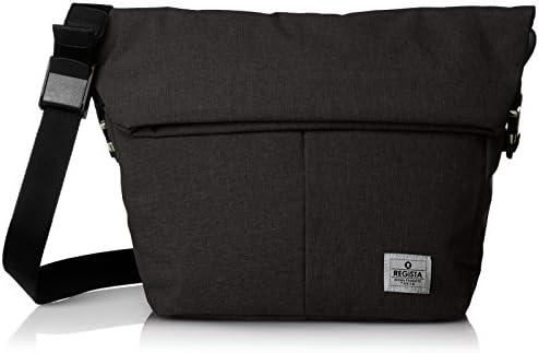 メッセンジャーバッグ ショルダーバッグ A4 対応 メンズ レディース 男女兼用 収納多数 大容量 斜めがけ タブレットポケット付き 防水 黒 グレー 3カラー