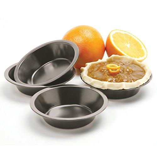 Norpro Nonstick Mini Pie Pans, Set of 4 by Norpro (Image #1)