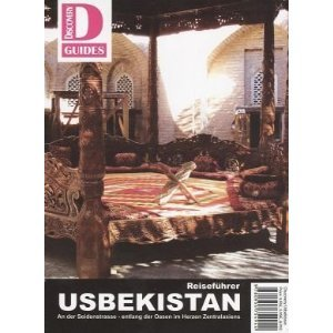 Uzbekistan Travel Guide (German) (Discovery Central Asia, 12)