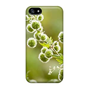 New Arrival Premium 5/5s Case Cover For Iphone (plant Close Up)