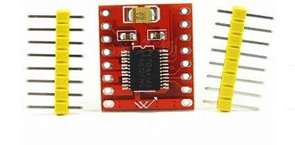 Demarkt TB6612FNG Module Dual Motor Treiber Modul Arduino L298N