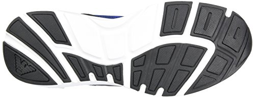 Noir Blu Low Bleu Sneaker 00439 Armani Homme Baskets Cut Melange Emporio 4YqSw8xE