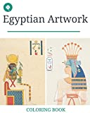 Egyptian Artwork: Coloring Book (Coloring Books)