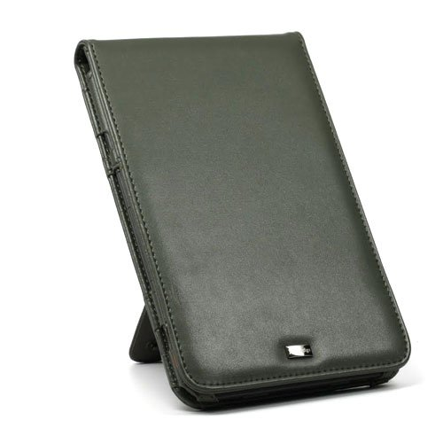 JAVOedge MiMo Flip Case with Stand for the Amazon Kindle Keyboard (Kindle 3) Wi-Fi/3G (Olive)