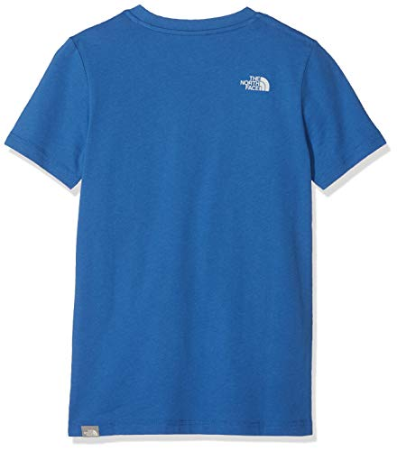 Y shirt Grey Sea S Tee Rise North Face s Blu turkish T Bambini The Simple Dome high Unisex RTEHxq