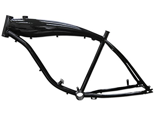 BBR Tuning 26 Inch Motorized Bicycle Frame W/ 2.4L Gas Tank