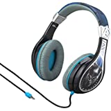 Black Panther Headphones for Kids with Built in Volume Limiting Feature for Kid Friendly Safe Listening
