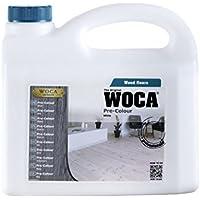Woca Pre Colour - White - 2.5 Litre by Woca
