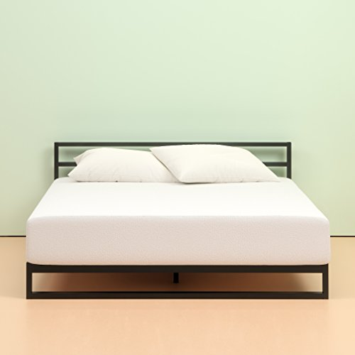Zinus Green Tea Mattress, Queen, White reviews