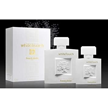 WHITE TOUCH BY FRANCK OLIVIER Perfume By FRANCK OLIVIER For WOMEN