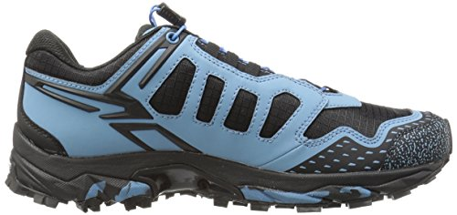 SALEWA WS Ultra Train GTX, Zapatillas de Senderismo Para Mujer Multicolor (Black/Blue 0931)