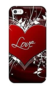 DebAA Snap On Hard Loves For Facebook Protector Case For Sam Sung Galaxy S5 Mini Cover