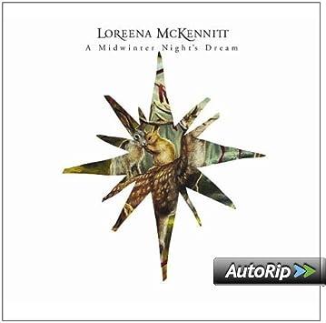 A MidwinterS Night Dream / Loreena Mckennitt QRCD 112X