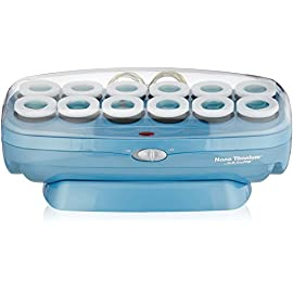 BaBylissPRO Nano Titanium 12 Jumbo-Roller Hairsetter - 41S9vemEmhL - BaBylissPRO Nano Titanium 12 Jumbo-Roller Hairsetter