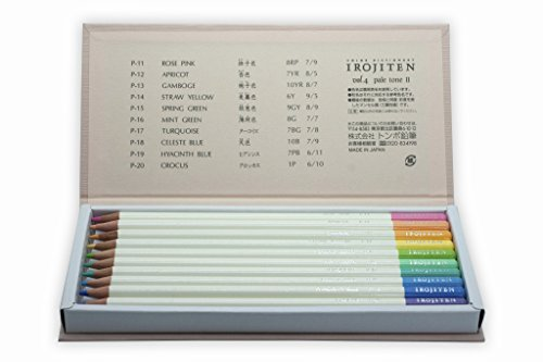 Tombow Irojiten Colored Pencils, Woodland, 30-Pack by Tombow (Image #1)