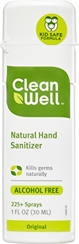 nd Sanitizer Spray - Original Scent, 1 Ounce (Pack of 6) (Non Toxic Hand Sanitizer)