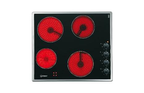 Indesit VRM 640 M IX hobs - Placa (Incorporado, indución ...