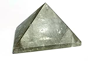 Astro Gallery Of Gems Smoky Quartz Gemstone Pyramid - 291. 4 Grams
