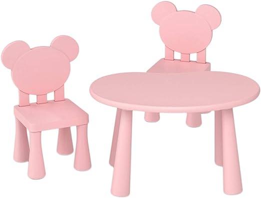 Juegos de mesas y sillas Mesa para Niños Mesa De Juegos De ...