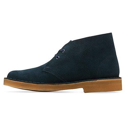 CLARKS Ankle Bootie Boot Women's Desert Midnight nrZxqUHrYw