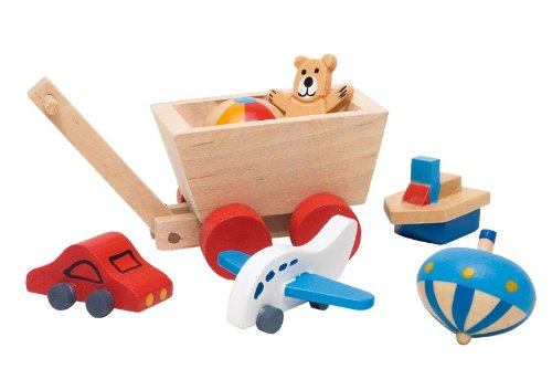 Goki Puppenhaus - Goki Accessoires Kinderzimmer