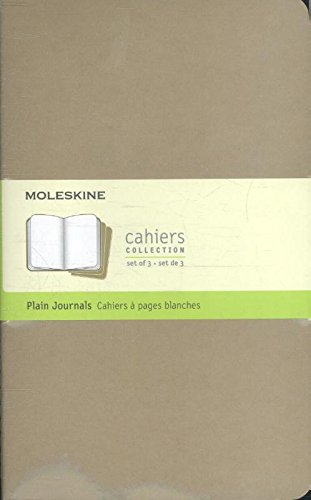 Moleskine Cahier Journal (Set of 3)