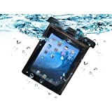 WaterGuard Waterproof Case - Waterproof Cover for Apple iPad - iPad 2 and New iPad (iPad 3)