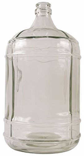 3 Gallon Glass Water - Gal Glass Jar