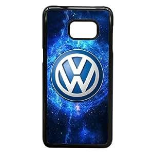 Samsung Galaxy S6 Edge Plus Cell Phone Case Black Volkswagen_004