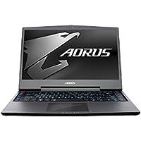 "X3 PLUS V7-KL3K4 13.9"" Notebooks QHD+ 7th Gen Intel i7-7820HK NVIDIA GeForce GTX 1060 GDDR5 6GB VRAM DDR4 2400 16GB RAM M.2 NVME PCIe Gen3 512GB SSD Windows 10 Slim and Light Gaming Laptop"