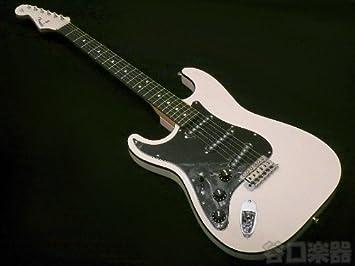 Fender Japan Aerodyne Stratocaster AST LH VWH Vintage White Electric Guitar Left Handed Lefty