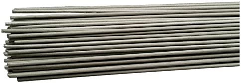 WeldingCity 10-pcs Titanium TIG Welding Rod ERTi-1 Grade-1 Commercially Pure 0.035x 36