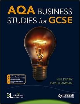 GCSE business studies?