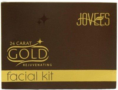 Jovees Jovees 24 Carat Gold Rejuvenating Facial kit(Set of 5)