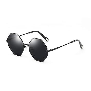 Gafas de sol Aviador Vogue UV Running- Nuevas octogonales de protección UV  de Playa Poligonal cd4368927d0a