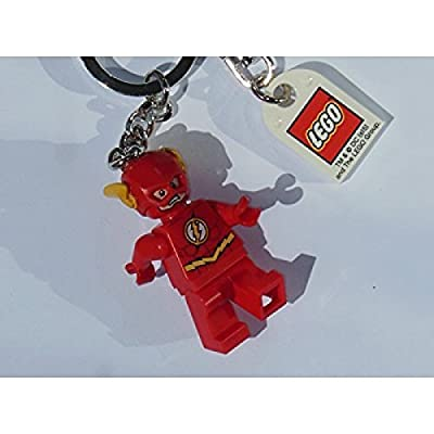 LEGO Super Heroes Flash Key Chain 853454: Toys & Games
