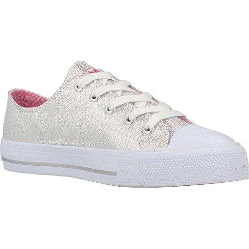 Zapatillas para ni�a, color Plateado , marca PABLOSKY, modelo Zapatillas Para Ni�a PABLOSKY INT LANA 11D Plateado Plateado