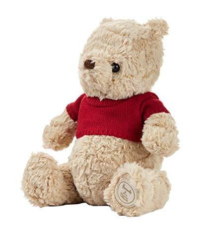 Harrods of London England Winnie The Pooh Plush Toy